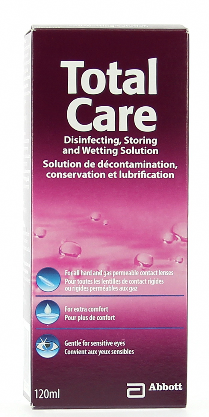 TOTALCARE DECONTAMINATION 120 ml