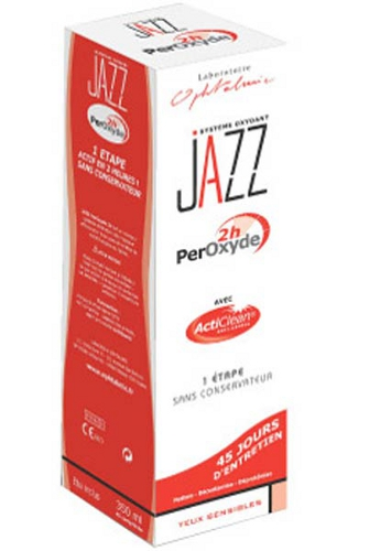 JAZZ PEROXYDE 2h 225ml
