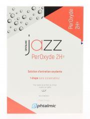 Contact lenses easy-care-solutions OPHTALMIC JAZZ PEROXYDE 2H Pack 2x350ML