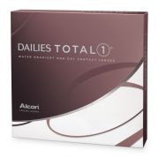 Contact lenses ALCON / CIBAVISION DAILIES TOTAL 1 (90lenses)